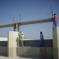 Plasti-Fab Installs Gates for a Large Aluminum Plant in Qatar