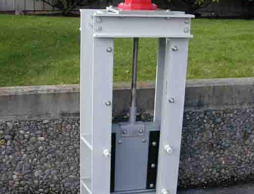 Heavy Duty Titeseal® Sluice Gate
